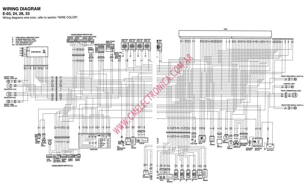 medium resolution of  sr500 fz6 wiring diagram on fzr 600 wiring diagram sr500 wiring diagram c3 wiring diagram yamaha