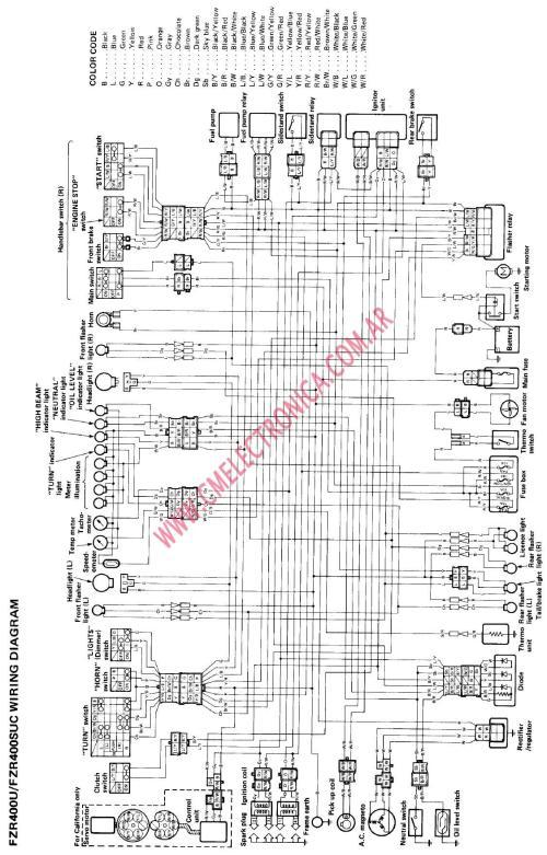 small resolution of  fzr 600 wiring diagram yamaha fzr wiring diagram on honda accord wiring diagram tw200 wiring