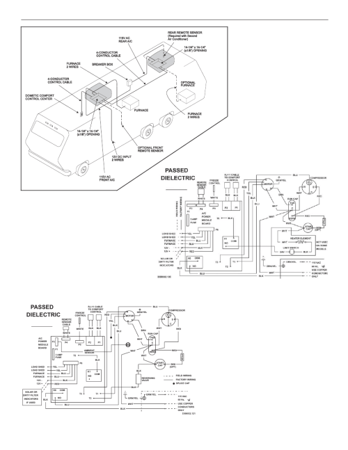 small resolution of dometic refrigerator wiring schematic
