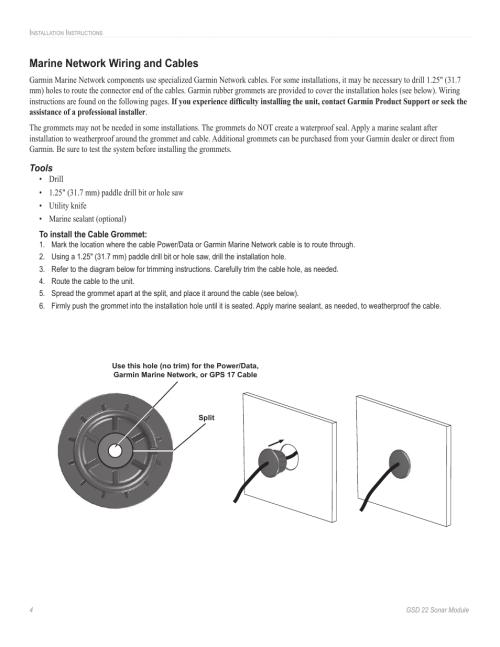 small resolution of garmin chartplotter wiring diagram
