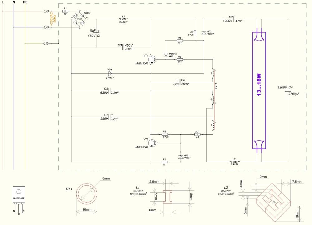medium resolution of 2 lamp electronic ballast wiring diagram