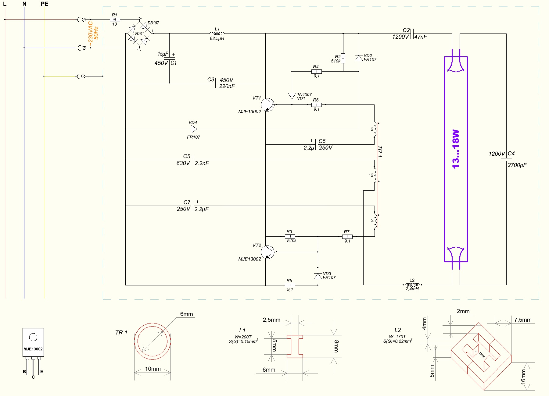 hight resolution of 2 lamp electronic ballast wiring diagram