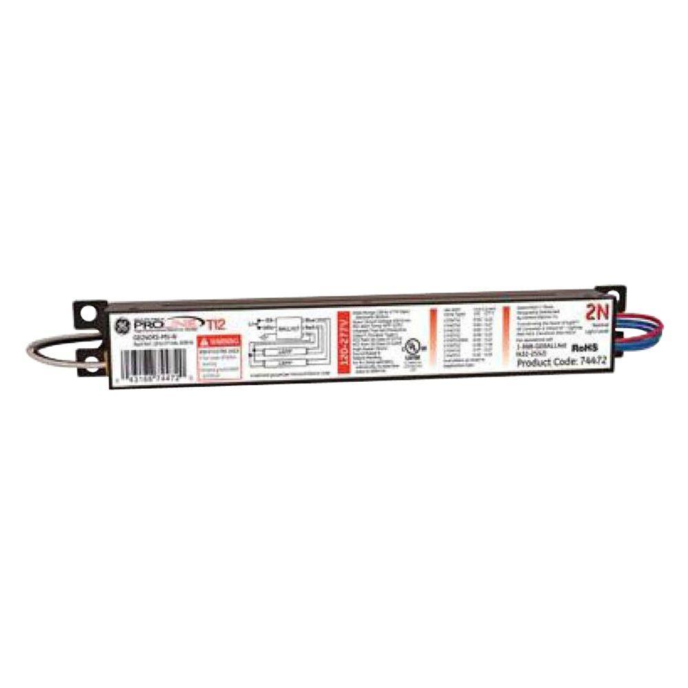medium resolution of ge fluorescent ballast wiring diagram