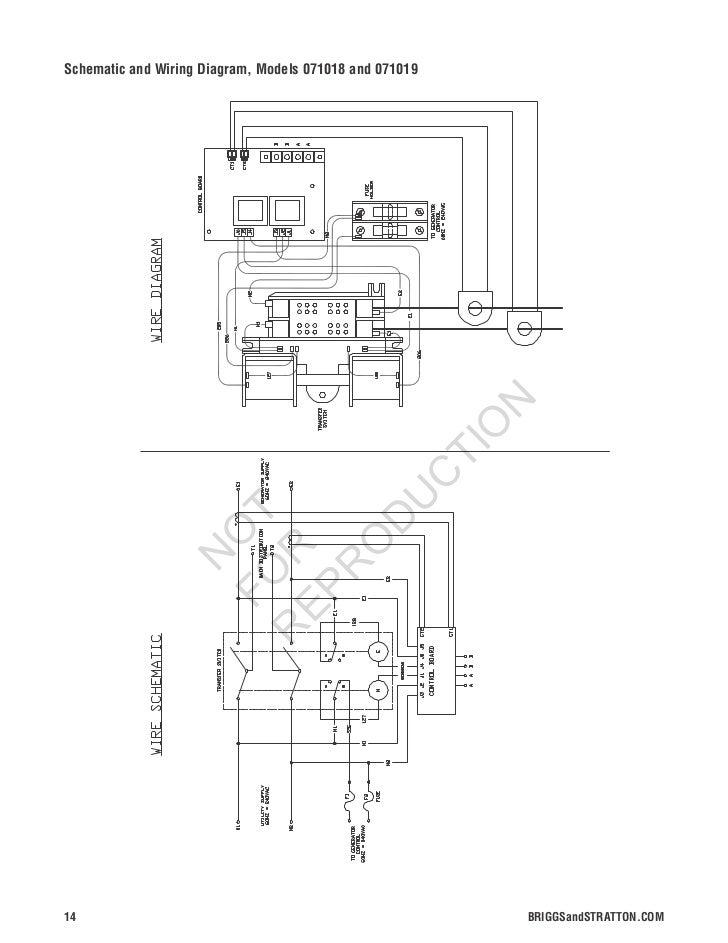 Generac 6334 Wiring Diagram
