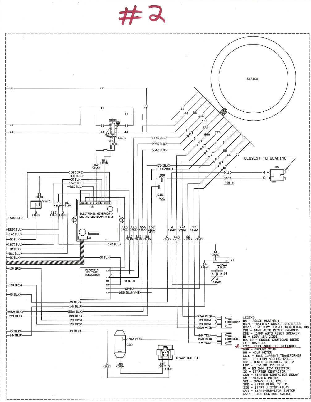 Generac Guardian 8kw Wiring Diagram