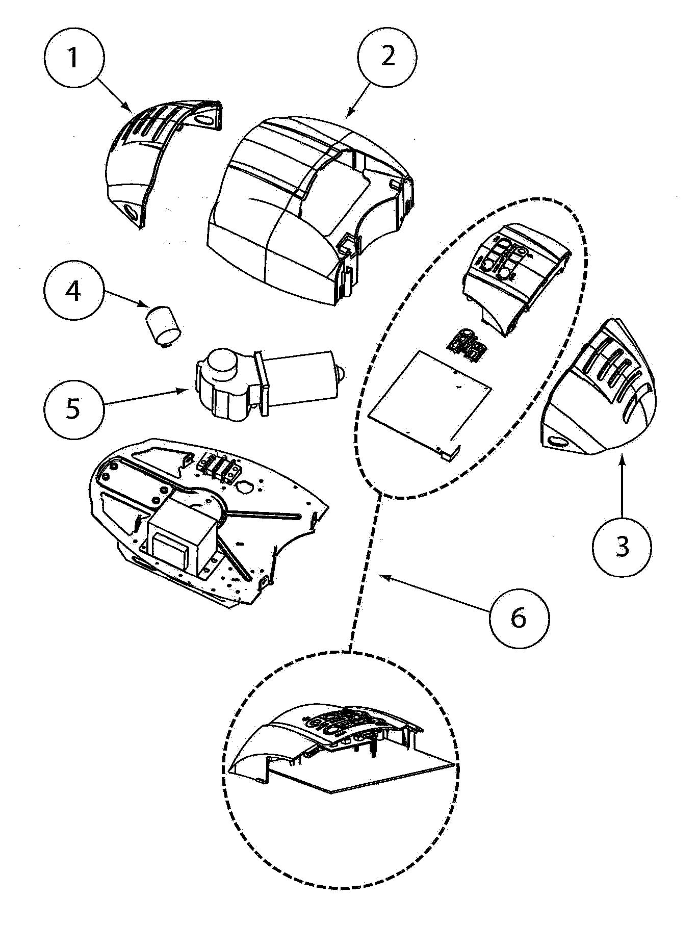 Genie H4000-07 Wiring Diagram