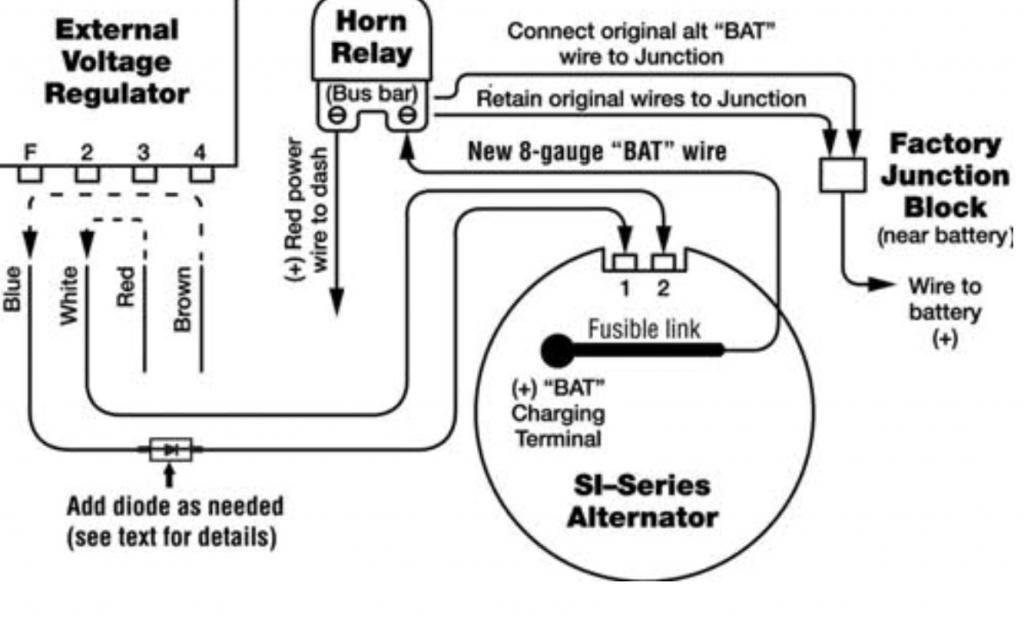 Gm 12si Alternator Wiring