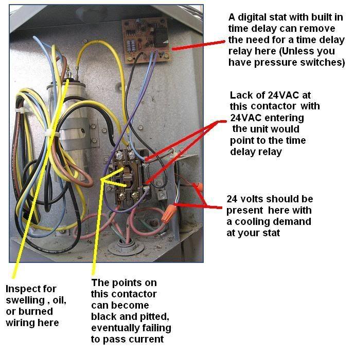 Goodman Ac Capacitor Wiring Diagram