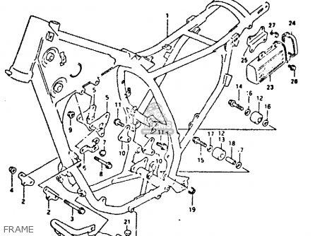 Gs500 Carb Diagram