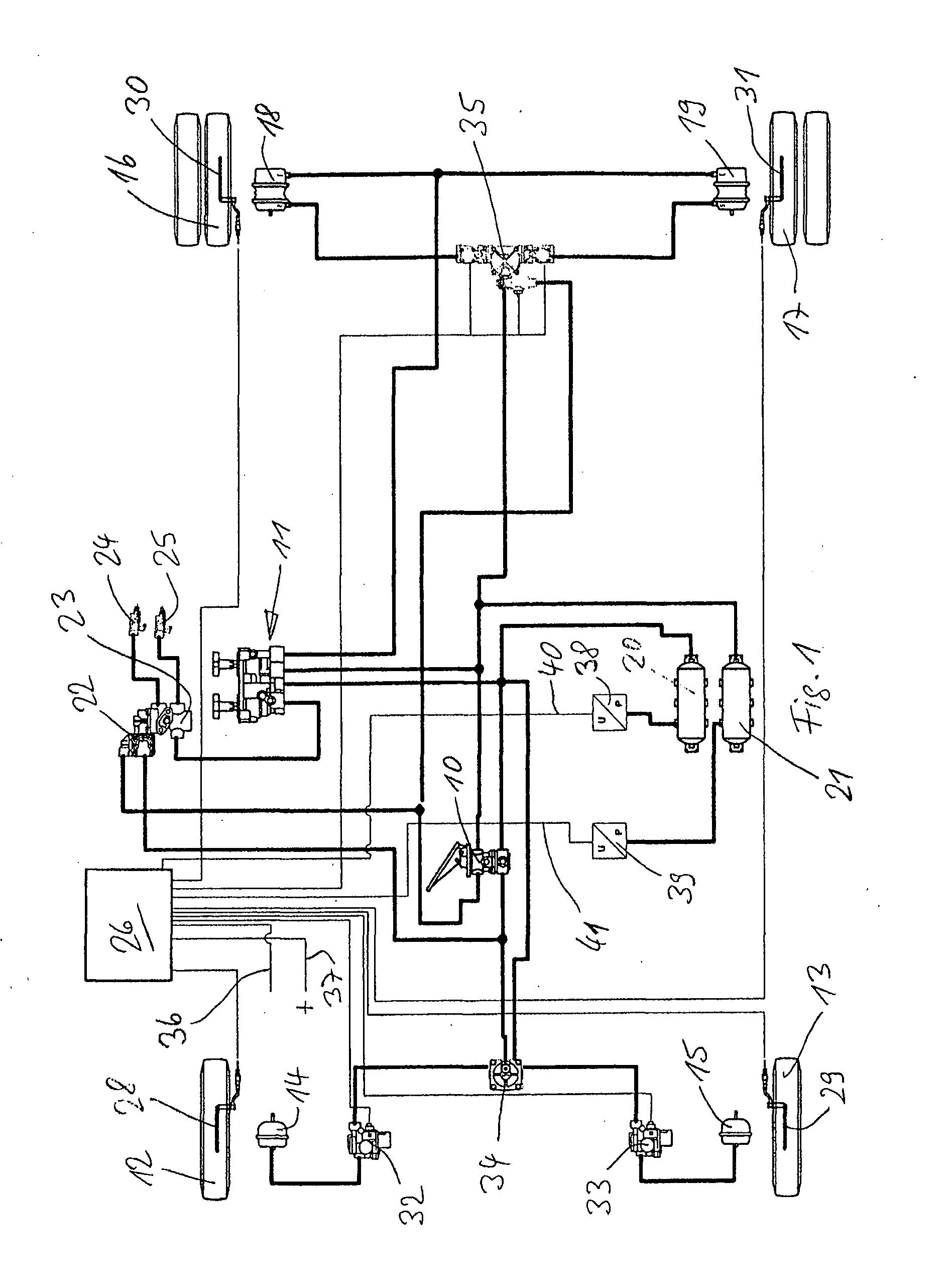 Haldex Modular Wiring Diagram