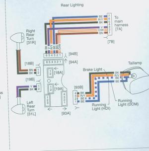 Harley Davidson Street Glide Coil Wiring Diagram