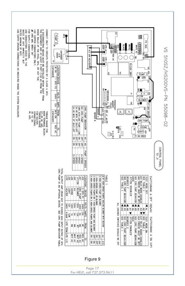 Hayward 1.5 Hp Pool Pump Wiring Diagram