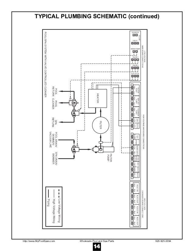Hayward Pool Heater Wiring Diagram