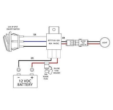 Headlight Wiring Diagram On 95 Oshkosh Delivery Truck