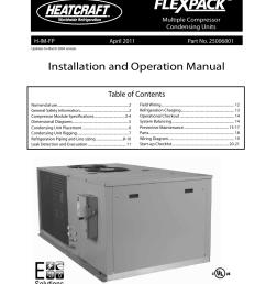 heatcraft evaporator wiring diagram [ 954 x 1235 Pixel ]