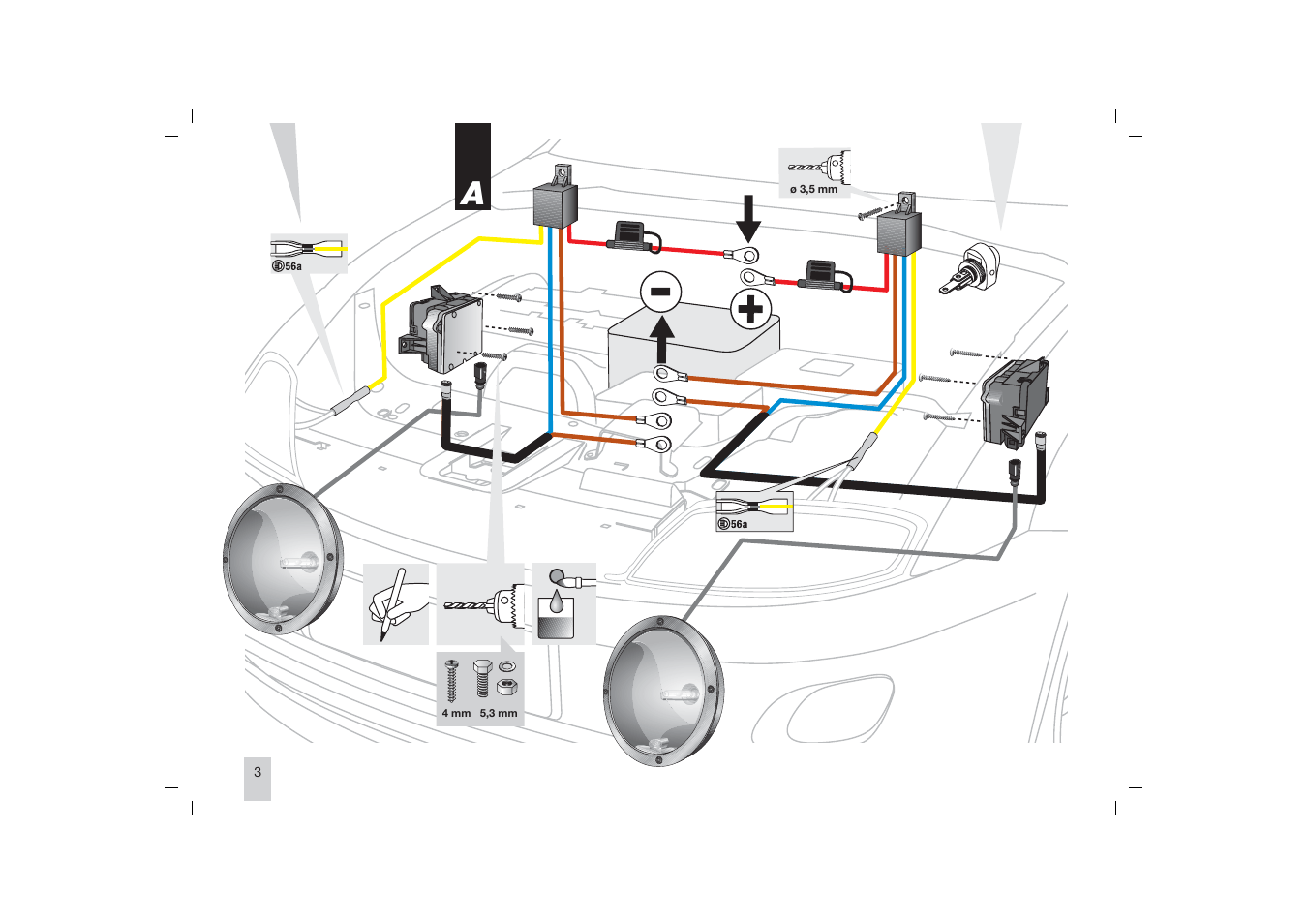 Hella 4000 Wiring Diagram
