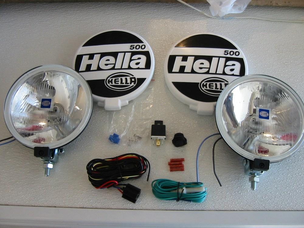 medium resolution of hella light wire diagram