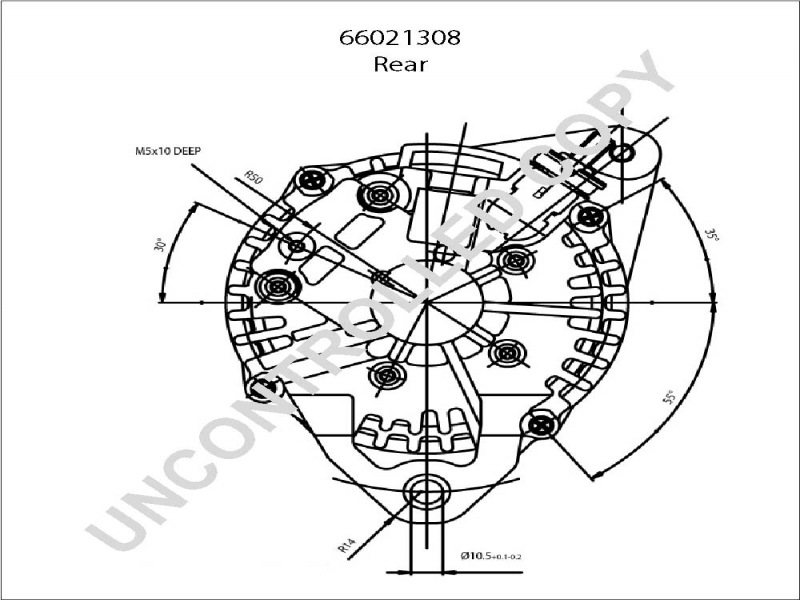 Hitachi Lr155-20 Alternator Wiring Diagram