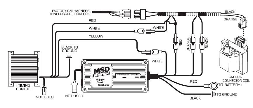 Holley Sniper Wiring Diagram With 6al Box