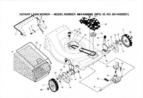 Honda Hrr2169vka Parts Diagram