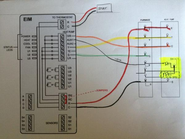 Room Thermostat Wiring Diagram Wiring Harness Wiring Diagram