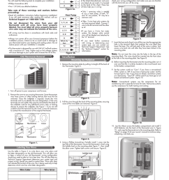 hunter 2wire thermostat wiring diagram [ 954 x 1442 Pixel ]