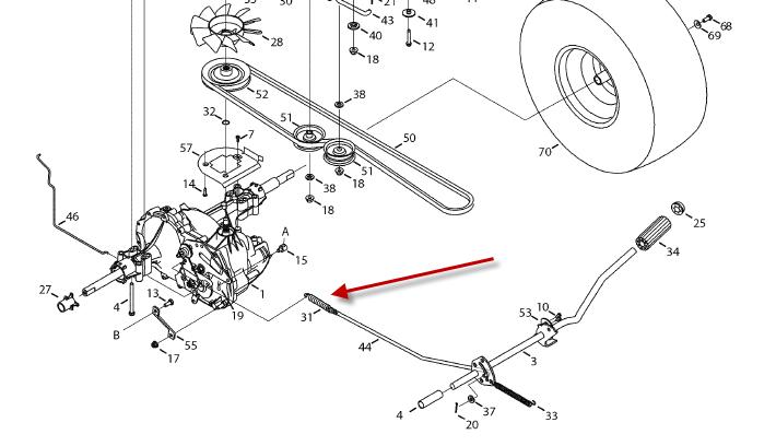 Huskee Supreme Slt 4600 Wiring Diagram