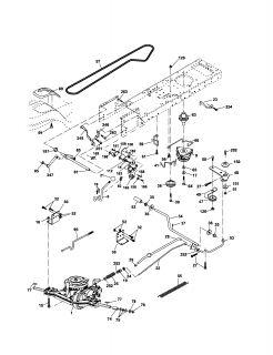 Husqvarna Gth2548 Belt Diagram