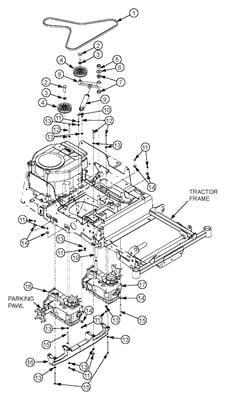 Hustler Sport 48 Wiring Diagram