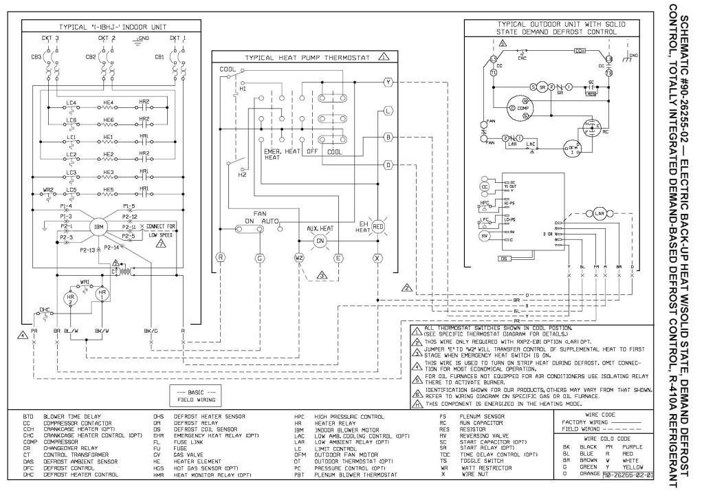 Hvac D1h030n03606c Wiring Diagram