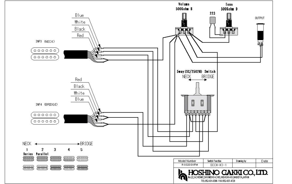 Ibanez Rg 270 Wiring Diagram 5 Way