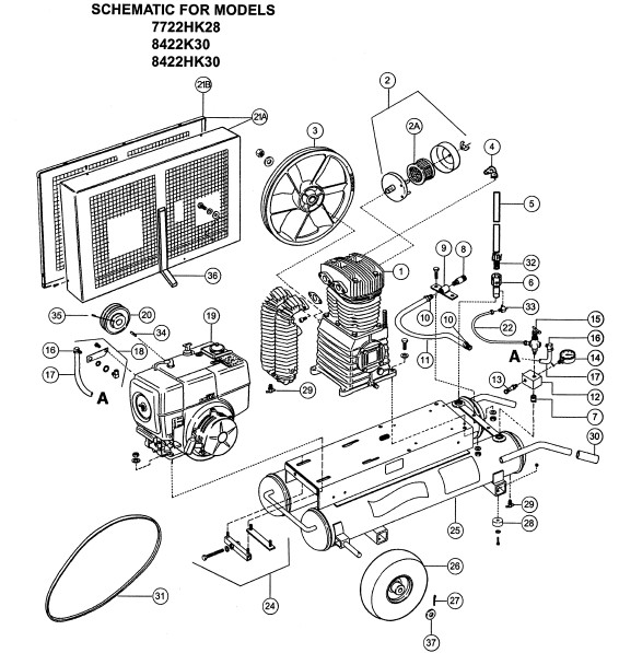 7 5 Hp Ingersol Rand Air Compressor Wiring Diagram