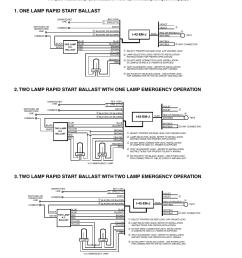 emergency ballast wiring diagram [ 954 x 1235 Pixel ]