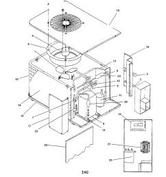 janitrol furnace wiring diagram [ 1696 x 2200 Pixel ]