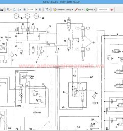 jcb backhoe wiring schematic [ 1600 x 822 Pixel ]