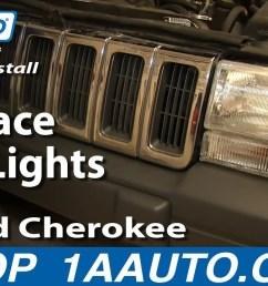 1997 jeep cherokee fog light diagram [ 1280 x 720 Pixel ]