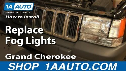 small resolution of 1997 jeep cherokee fog light diagram