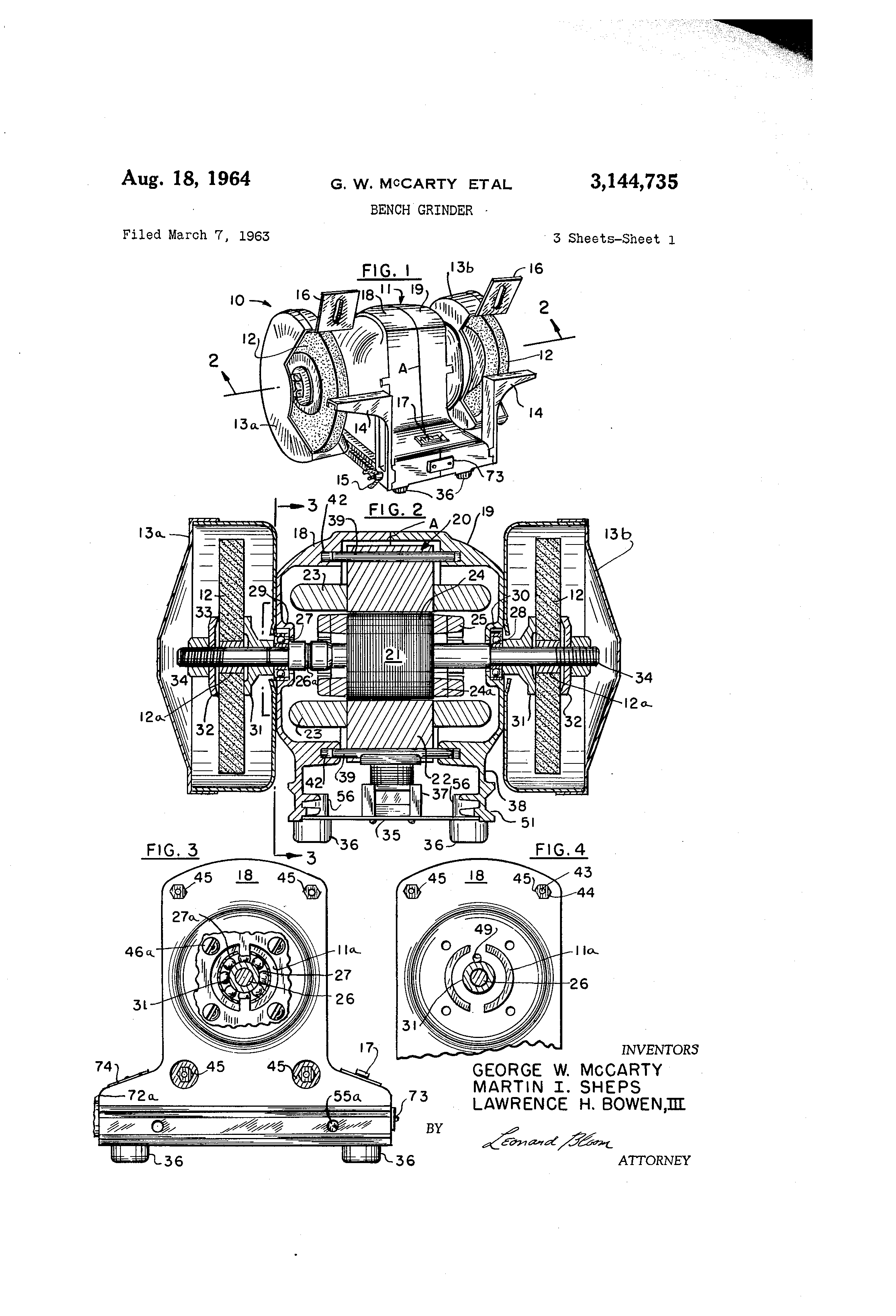 Jet Bg 6 Bench Grinder Wiring Diagram