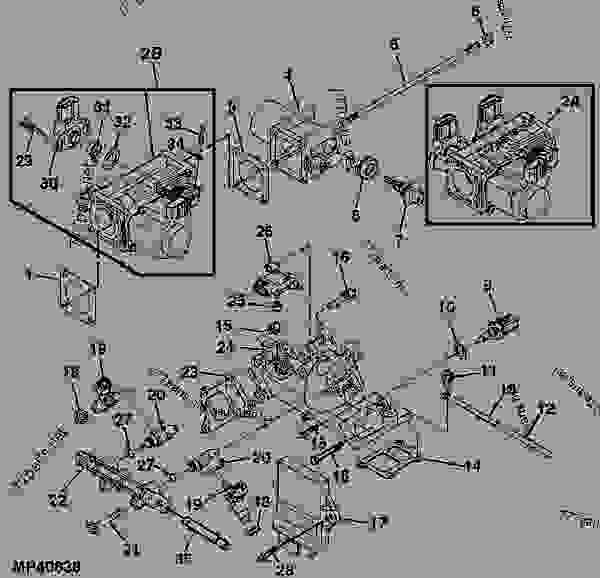 John Deere 2004 4x2 Gator Wiring Diagram