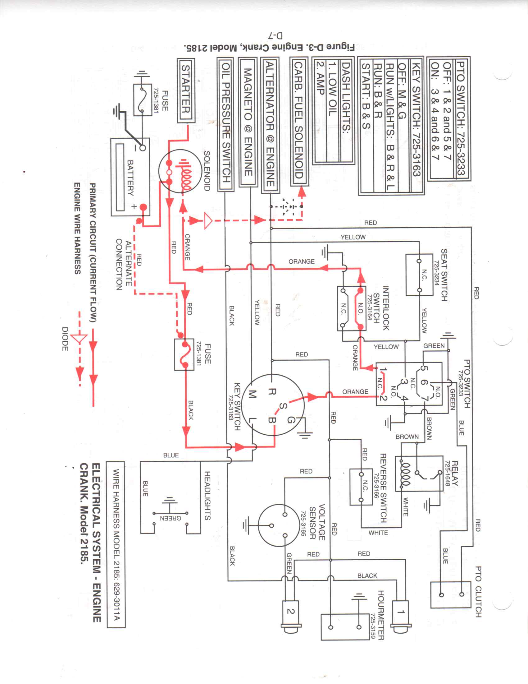 John Deere 2130 70 Hp Gauge Wiring Diagram