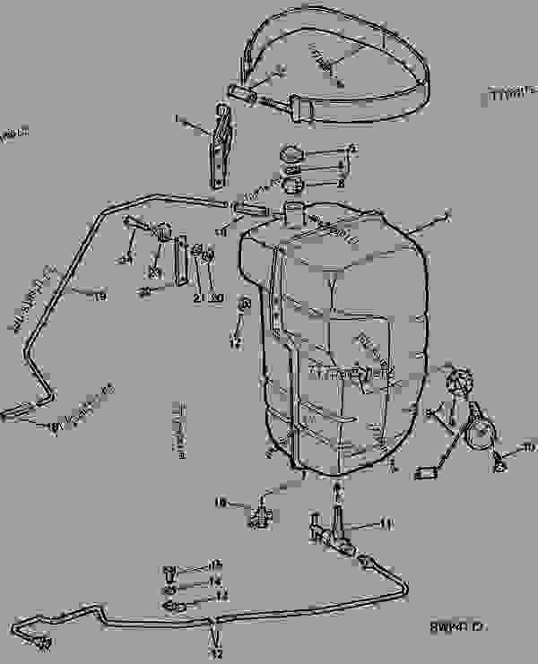 John Deere 2440 Wiring Diagram