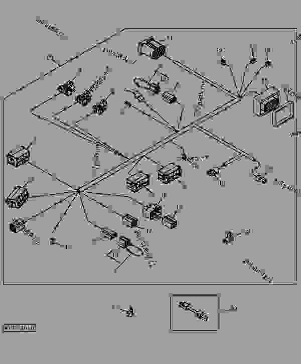 John Deere 260 Skid Steer Wiring Diagram