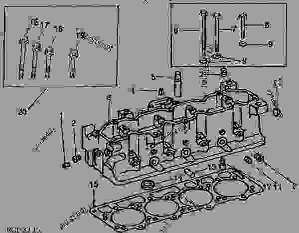 John Deere 3010 Wiring Diagram