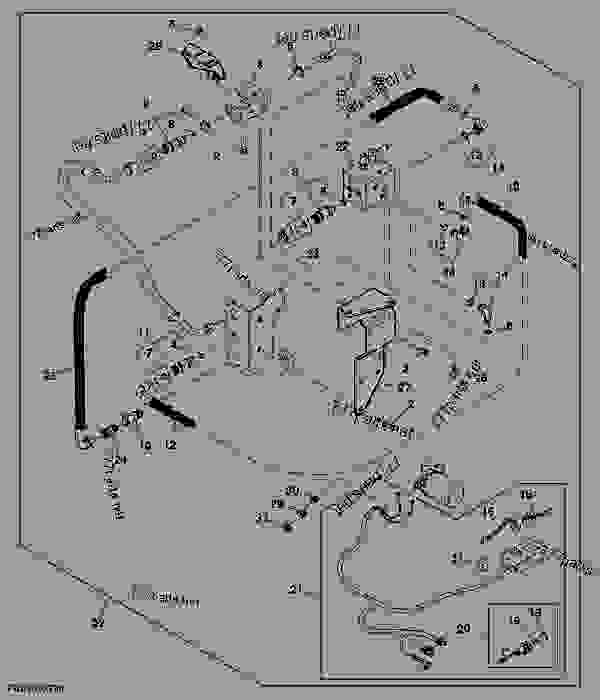 John Deere 5083e A/c Blower Wiring Diagram