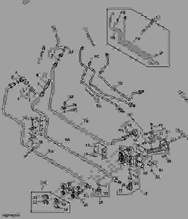 John Deere 5083e A/c Wiring Diagram