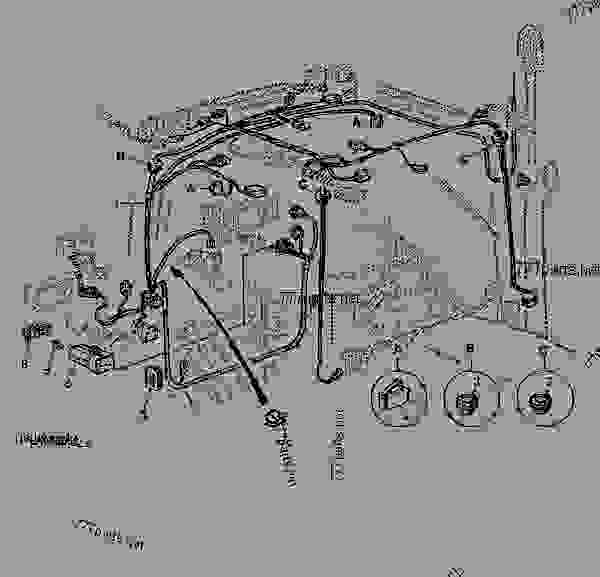 john deere 6300 wiring schematic electronic schematics collections - john  deere 5103 wiring diagram