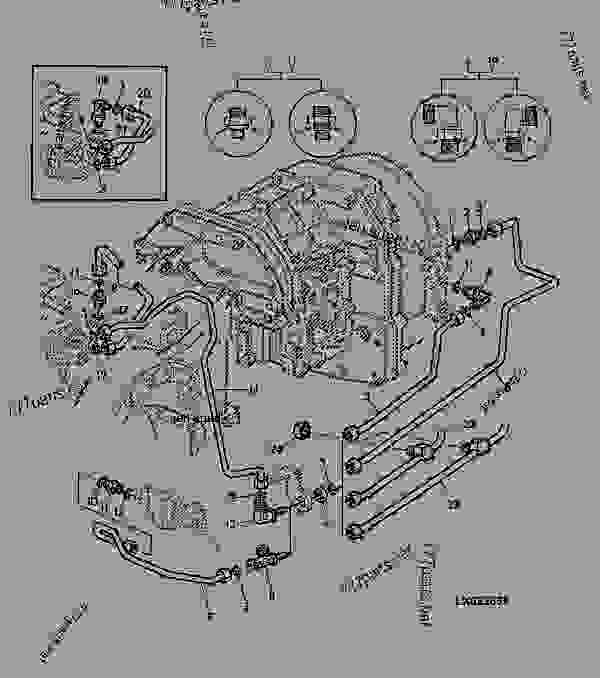 John Deere 6400 Fuse Box Diagram