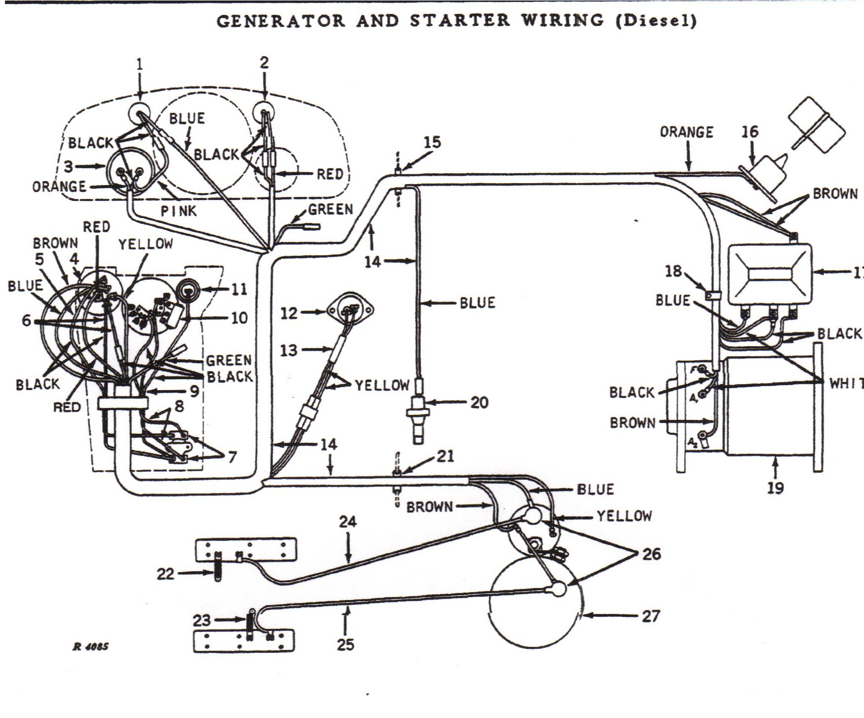 John Deere 770 Ignition Wiring Diagram