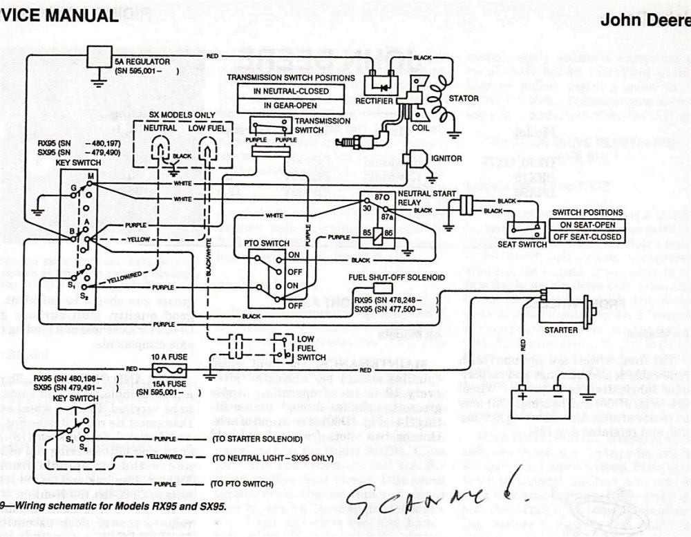 medium resolution of gt235 wiring diagram