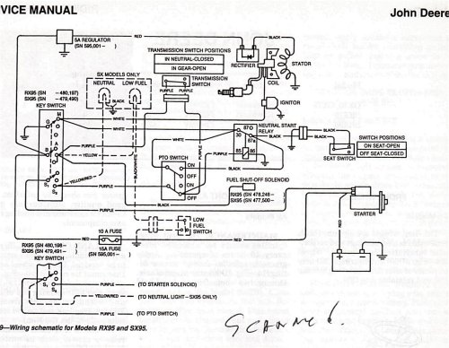 small resolution of gt235 wiring diagram